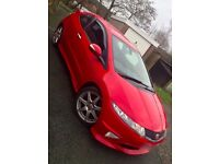 Honda Civic Type R GT FN2 2.0 FSH HPI CLEAR (2007, private plate, alloys, bucket seats, 200BHP)