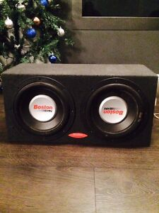 "10"" subwoofers"
