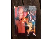 24 series 1 DVD collection