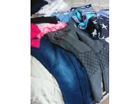 BUNDLE ASSORTED LADIES AND CHILDRENS CLOTHES & MORE