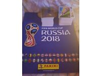 World cup sticker swap or buy