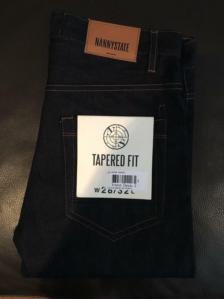 Nannystate mens jeans