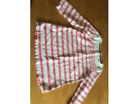 Joules Women's Striped Top - Size 12