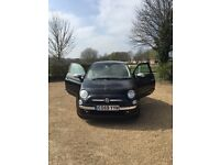 Gangster FIAT 500 sport for sale! Perfect as a first car!