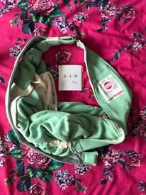 3 in 1 Baby Sling/Car seat blanket