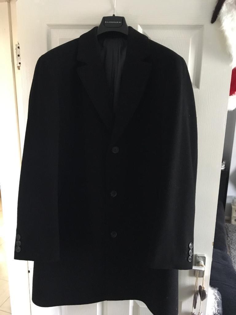 d18b424a1fb Men s Hugo Boss Cashmere Wool Coat. Letchworth Garden City ...