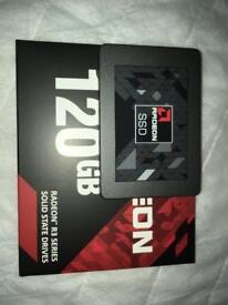 RADEON 120gb SSD