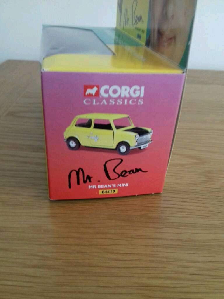 Corgi mr bean miniin Hull, East Yorkshire - Corgi mr bean mini excellent condition never opened collectors item £25 ono collect in anlaby west hull