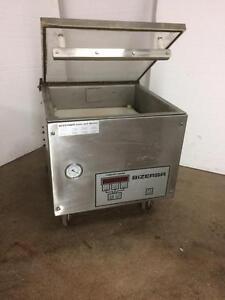 Vacuum Sealer - Chamber Vacuum Sealing Machine - Bizerba - iFoodEquipment.ca
