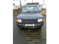 Land Rover discovery 300tdi xs