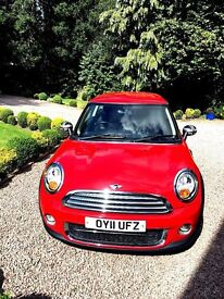 2011 Mini Cooper D, 61000 2017 MOT Chilli Pack