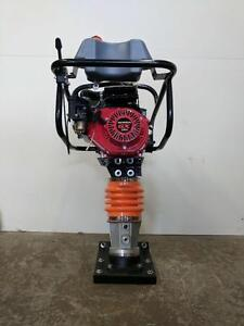 HOC RM80 HONDA COMMERCIAL JUMPING JACK TAMPING RAMMER + 2 YEAR WARRANTY + FREE SHIPPING