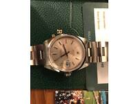 Rolex perpetual oyster date 2003 just had full Rolex service