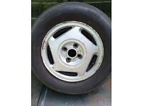 Vw hockenhem alloy wheels
