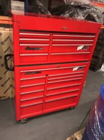 Snap on 40inch top + bottom