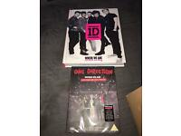 One Direction Book & DVD
