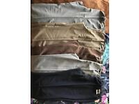 5 x pairs of ladies trousers size 22 bnwt