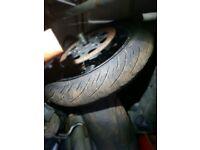Suzuki k5 1000 clear out parts