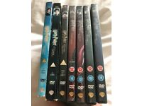 DVD collection of TV series, comedy series and standup comedy