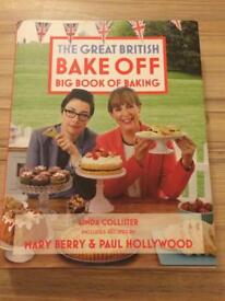 Great British Bake Off Cook Books
