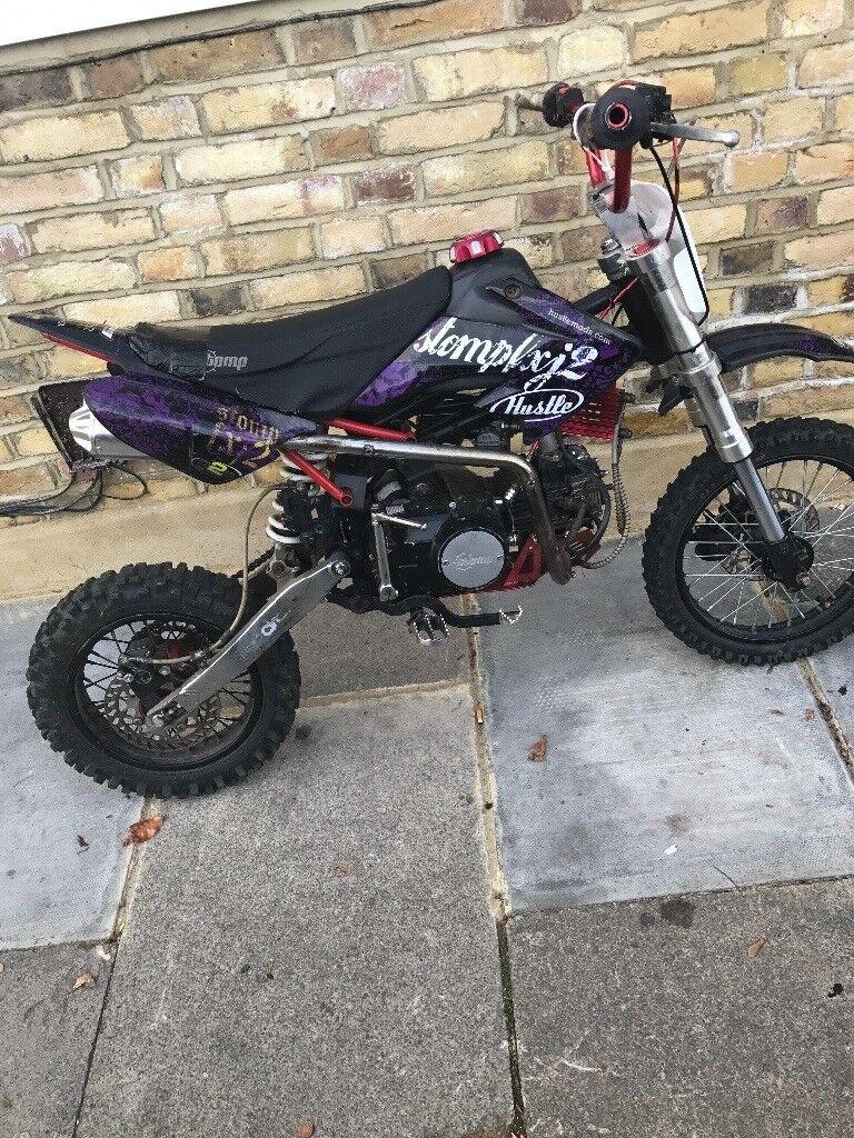 Pit bike/ stomp 125