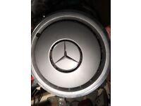 2x Radkappen Mercedes benz Frankfurt (Main) - Gallusviertel Vorschau