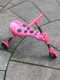 Kids bug buggy