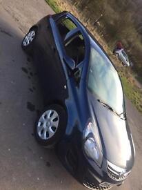 Vauxhall Corsa Exclusive AC 1.2 petrol 2013