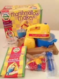 Marshmallow maker