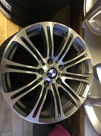 BMW rep alloy 5x120 18x81/2