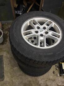 Land Rover Wheels |Reduced|