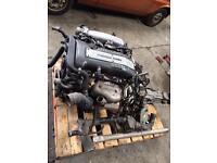 Nissan SR20 DET 200 SX MK1 MK2 Escort Capri engine conversion