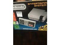 Nintendo mini entertainment system
