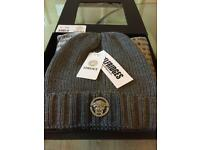 Versace hat & scarf box set