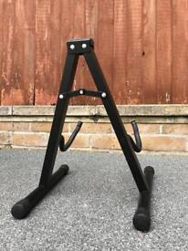 New Guitar stand, display unit