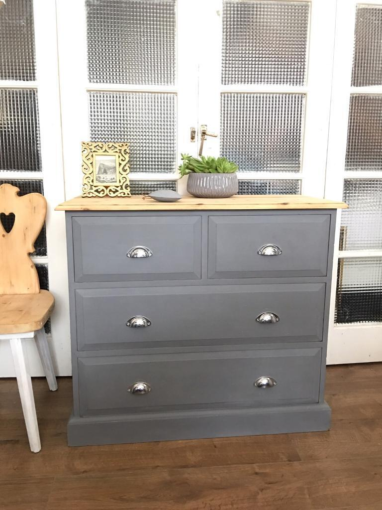 SOLID PINE CHEST FREE DELIVERY LDN🇬🇧
