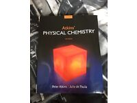 Essential 1st Year uni Chemistry Textbook REDUCED PRICE