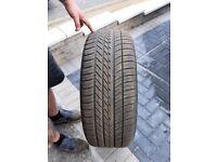 Four Goodyear eagle F1 tyres
