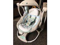 Ingenuity convert me2 baby swing chair