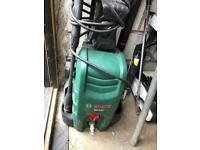 Bosch jetwasher/pressure washer