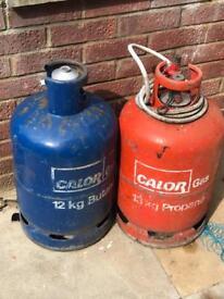 Calor gas 12kg empty