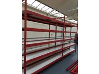 FITTING AND FIXTURES safes-counters-shelving-pump trucks-trolleys-warehouse racking-& more