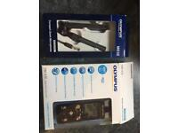 Digital voice recorder and microphone