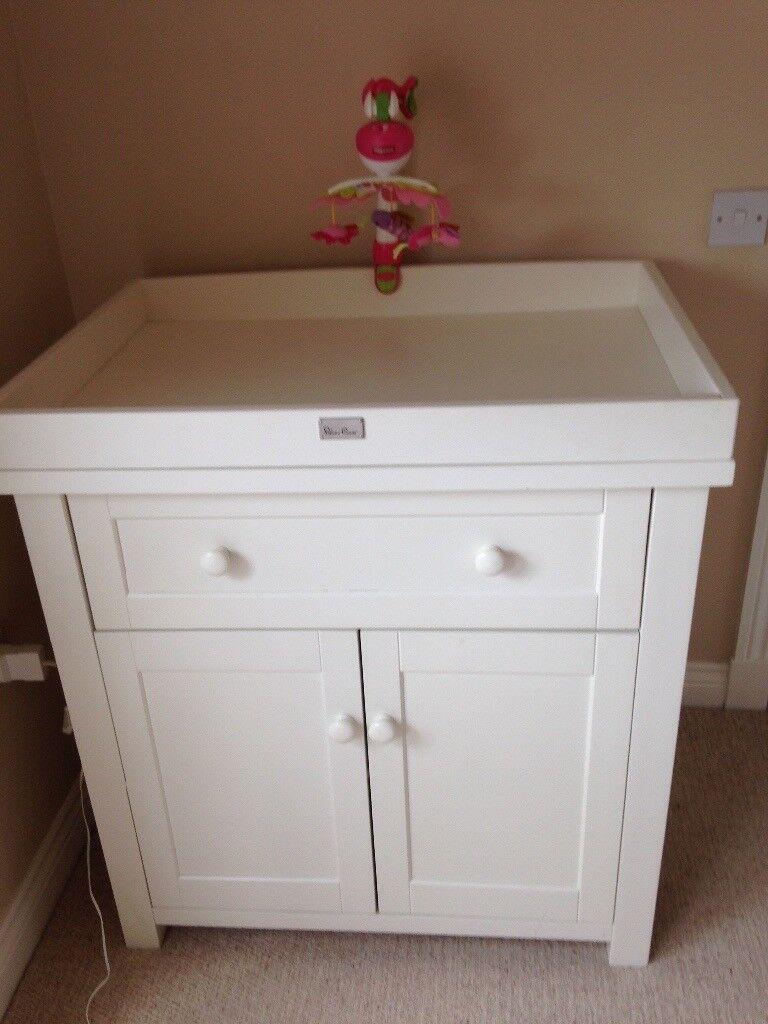 Silver Cross dresser