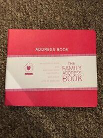 Family Address Book