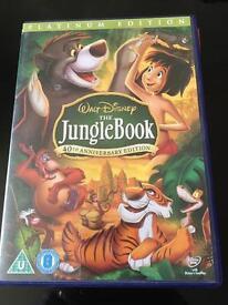 Disney jungle book