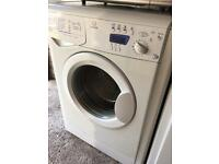 White 6kg Indesit Washing Machine Fully Working Order Just £75 Sittingbourne