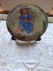 Christine Haworth Plate.