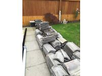 Roof tiles (approx 500-600) - Collection only.