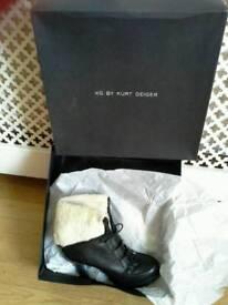 Kurt Geiger Leather Boots